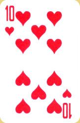 Краткое значение игральных карт для гадания 14