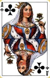 Краткое значение игральных карт для гадания 21