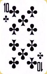 Краткое значение игральных карт для гадания 23