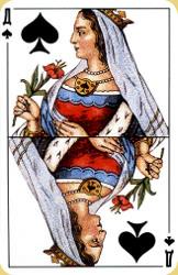 Карты гадание дама пики погадать на таро бесплатно на любимого