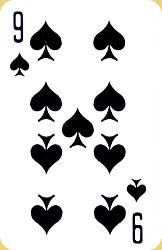 Краткое значение игральных карт для гадания 33
