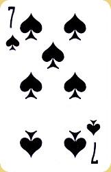 Краткое значение игральных карт для гадания 35