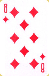 Краткое значение игральных карт для гадания 7